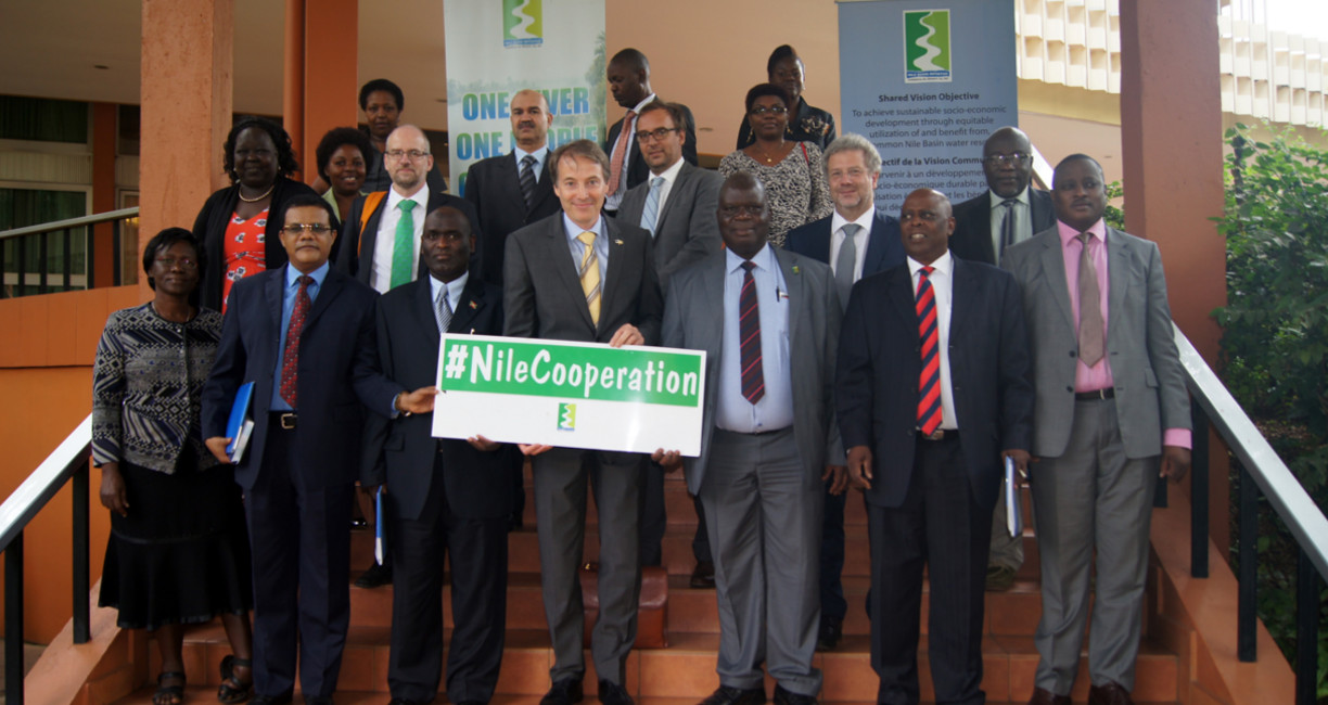 NBI engages Nile Basin Ambassadors to Uganda on current and future programs