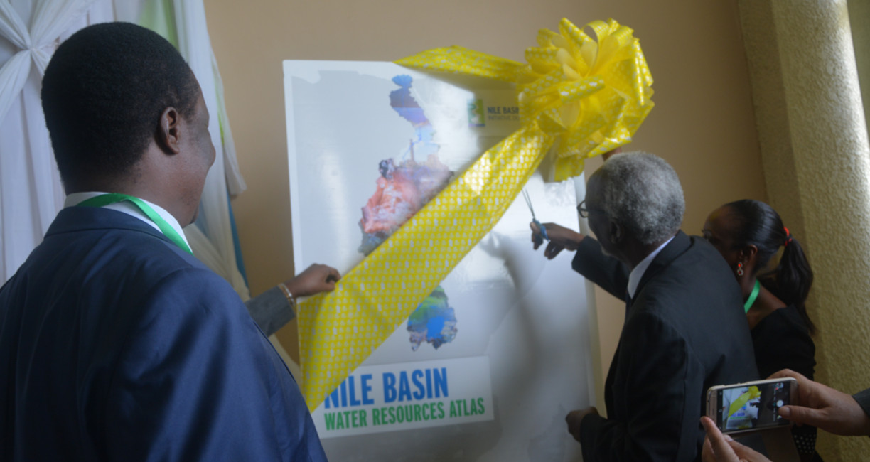 NBI launches the Nile Basin Water Resources Atlas