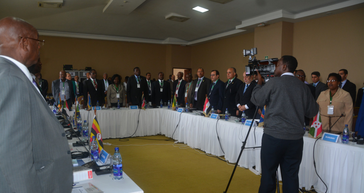 Nile Basin Water Ministers address strategic issues to advance Nile cooperation