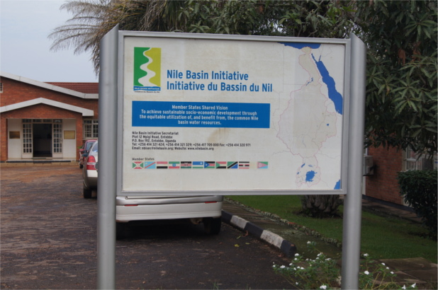 nile sec office poster